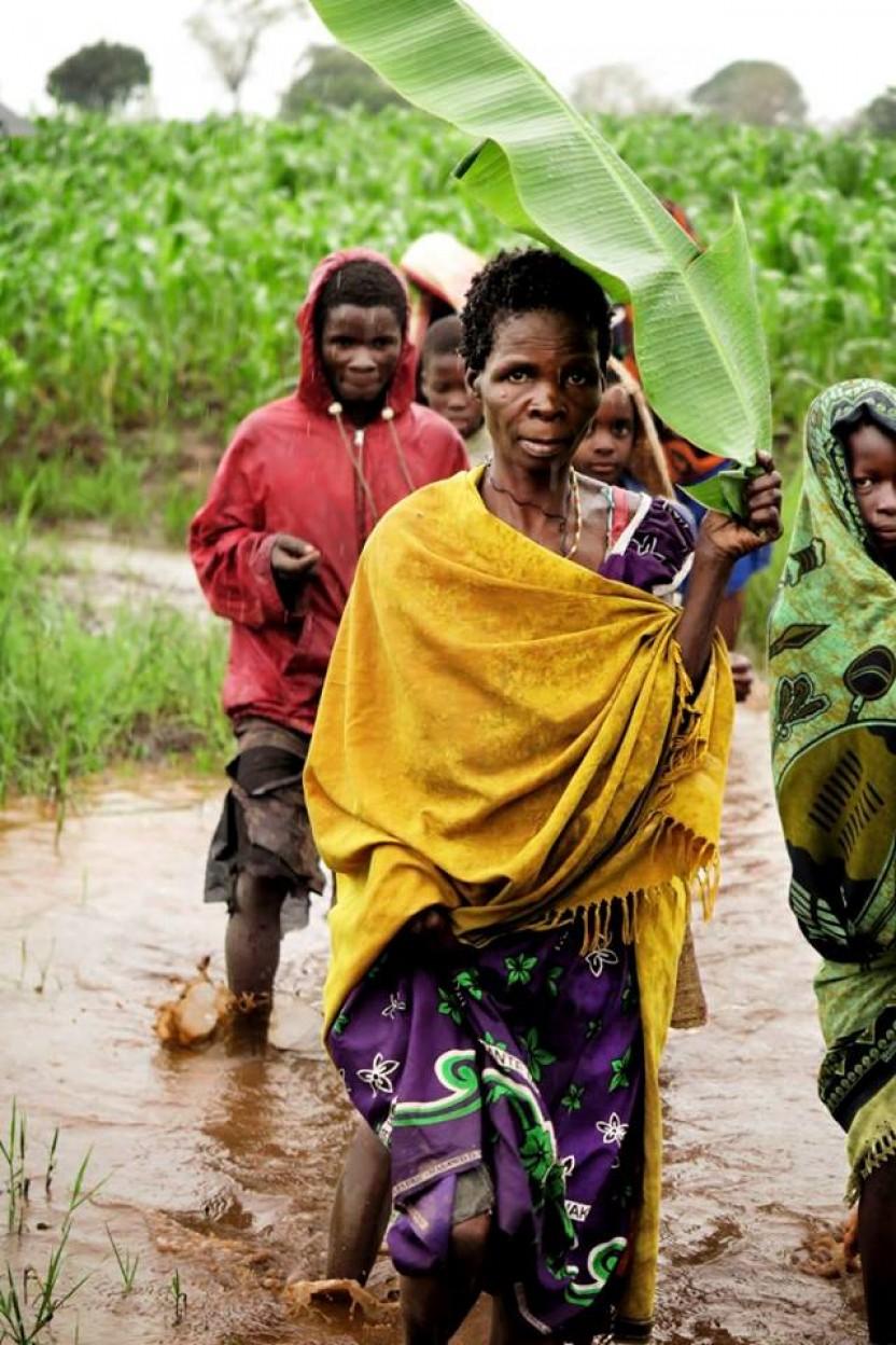 Oversvømmelser i Afrika