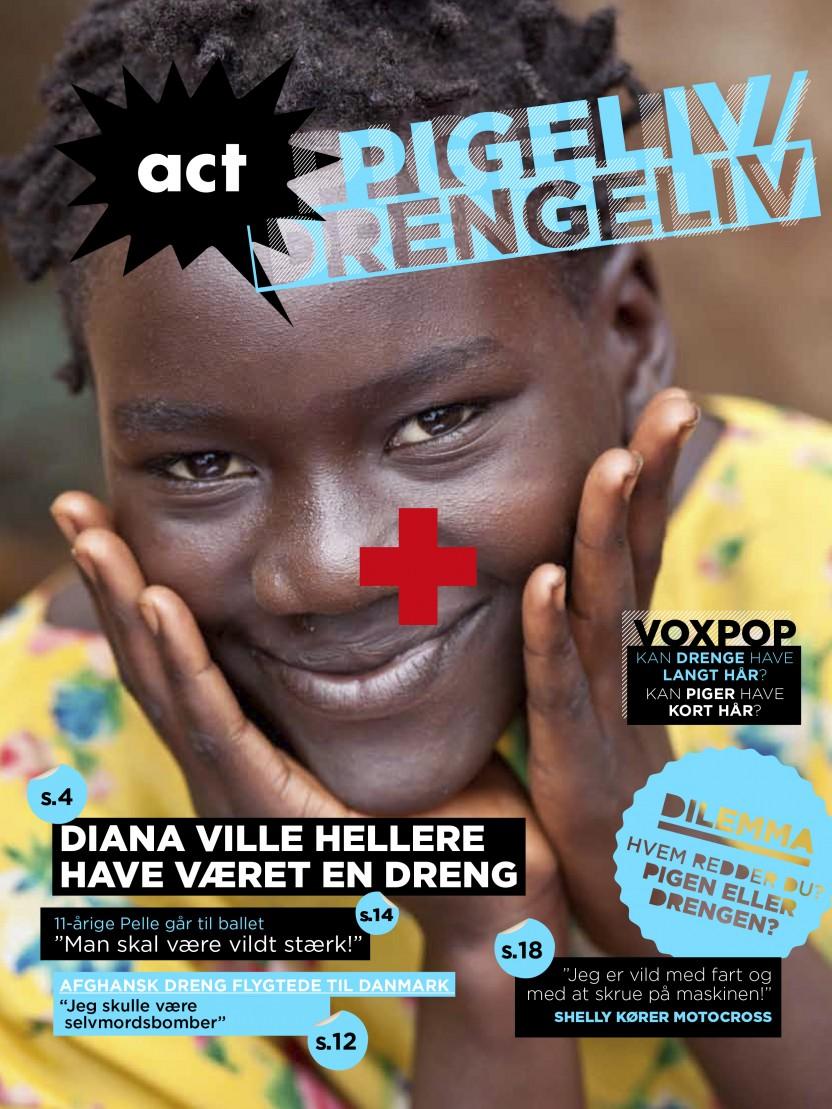 kønsroller i afrika og danmark