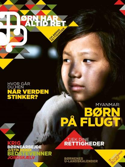 Børnekonvention og Myanmar