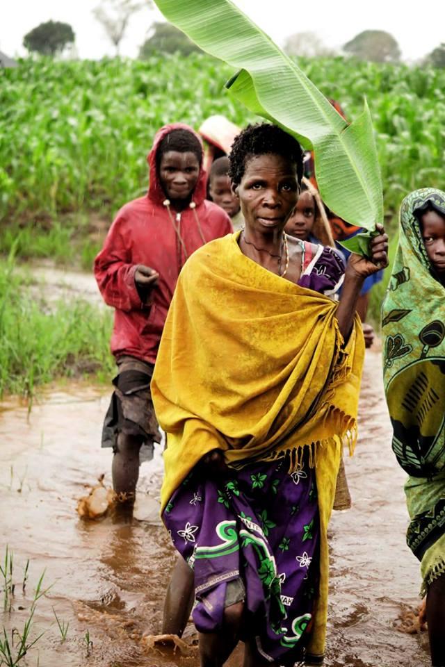 Malawi: Oversvømmelser.