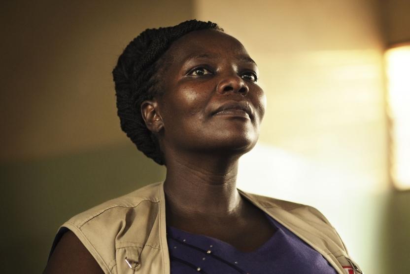 Malawi: Powertalk på sommerlejr.